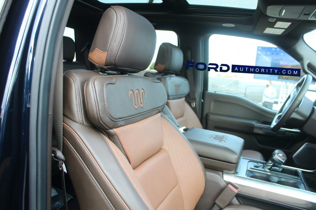 Choose bench seating, max recline seats, & an optional interior work surface. Super Duty 2021 Ford F150 Interior
