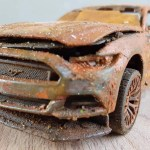Watch A 2015 Ford Mustang Gt Diecast Get Painstakingly Restored Video