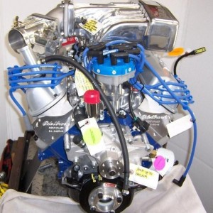 351w 400 Hp Fuel Injected 86 95 Mustang Engine Swap