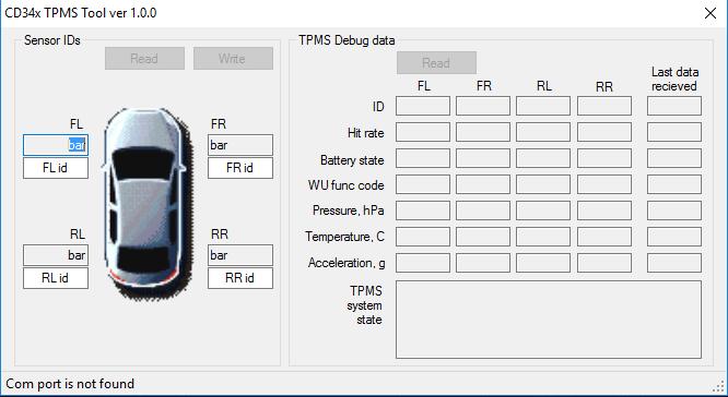 RDKS Tool ( Mondeo / S-Max / Galaxy ) v1.1