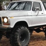 1978 Ford Bronco 400 Big Block Super Swampers Video Sound On Ford Daily Trucks