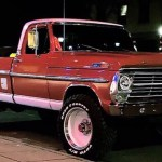 1968 Ford F 250 Highboy With 428 Cobra Jet Ford Daily Trucks