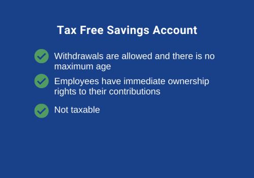Tax Free Savings Plan