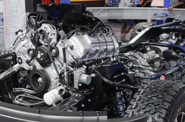 2019 Ford F 150 Engine