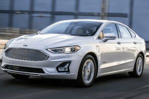 2019 Ford Fusion Exterior