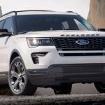 2020 Ford Explorer Exterior