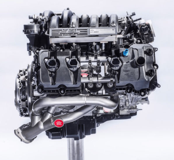 2020 Ford Mustang Engine