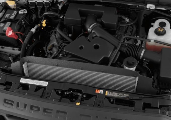 2020 Ford Super Duty Engine