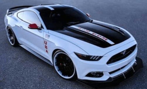 2021 Ford Boss 429 Exterior