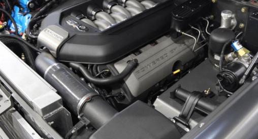 2021 Ford Bronco 4 Door Engine