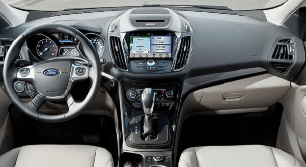 Ford Edge Gas Mileage >> 2019 Ford Escape Hybrid Interior – Ford Engine