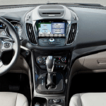 2019 Ford Escape Hybrid Interior