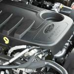 2019 Ford Everest Engine