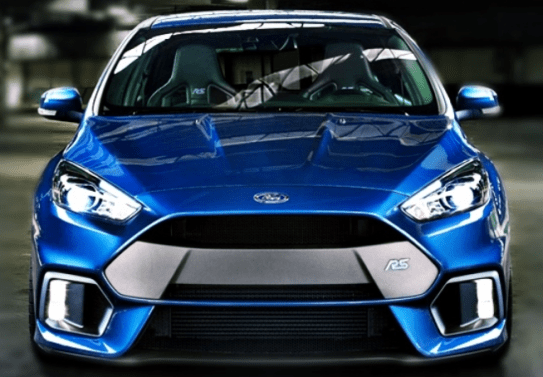 2019 Ford Fiesta Exterior