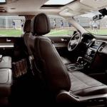 2019 Ford Flex Interior