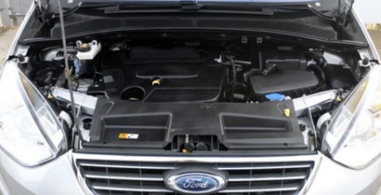 2019 Ford Galaxy Engine