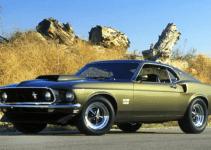 2019 Ford Mustang Boss 429 Exterior