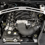 2019 Ford Mustang Bullitt Engine