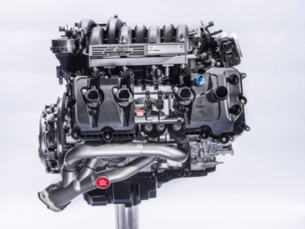 2019 Ford Mustang GT Engine