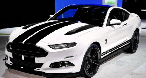 2021 Ford Mustang GT500 Exterior