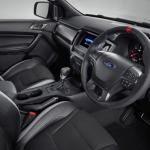 2019 Ford Ranger Diesel Interior