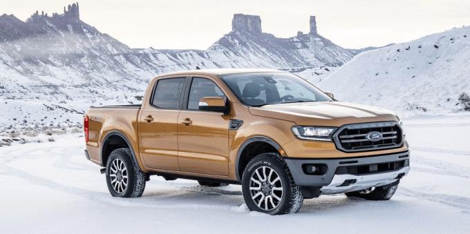 2019 Ranger Ford Exterior
