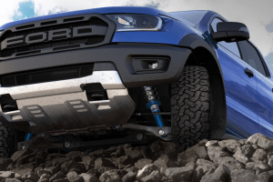 2019 Ford Ranger Raptor Exterior