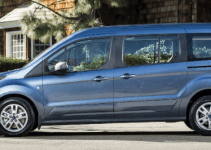 2019 Ford Transit Connect Exterior