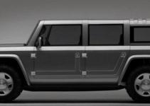 2020 Ford Bronco 4 Door Exterior
