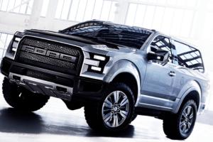 2020 Ford Bronco Exterior
