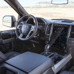 2020 Ford Bronco Interior