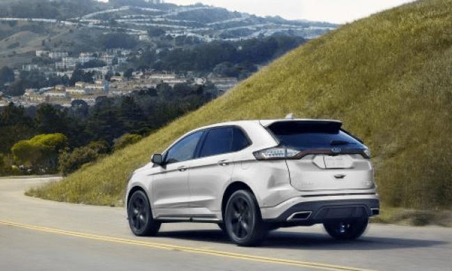 2020 Ford Edge Sport Exterior