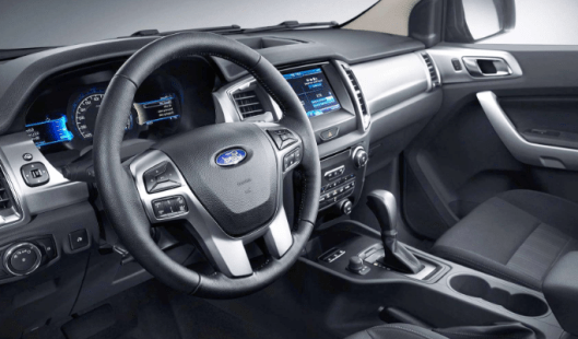 2020 Ford Everest Interior