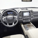 2020 Ford Excursion Interior