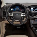 2020 Ford Focus Interior