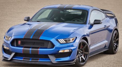 2020 Ford Mustang Cobra Exterior