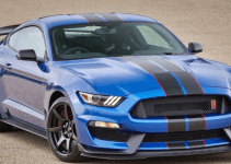 2020 Ford Mustang GT500 Exterior