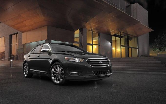 2020 Ford Taurus