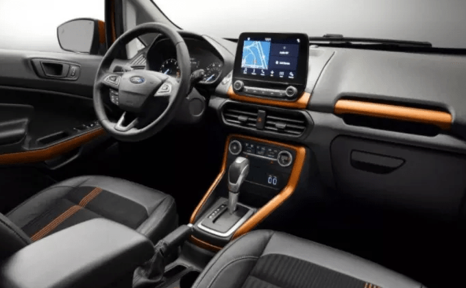 2020 Ford Taurus SHO Interior