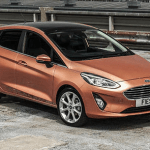 2021 Ford Fiesta Exterior