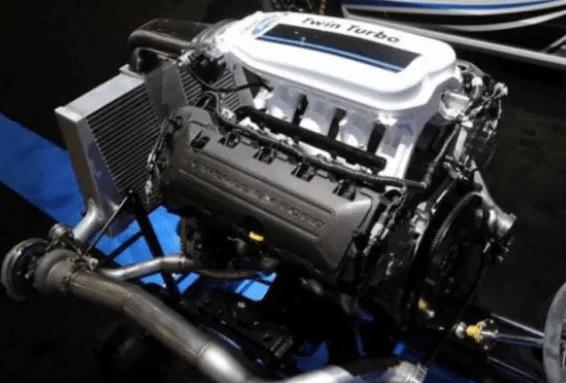 2021 Ford Raptor Engine
