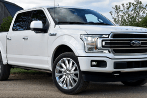 2020 Ford F150 Exterior