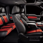 2020 Ford F150 Raptor Interior