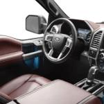 2020 Ford F250 Interior