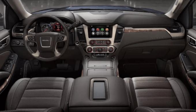 2020 Ford Ranchero Interior