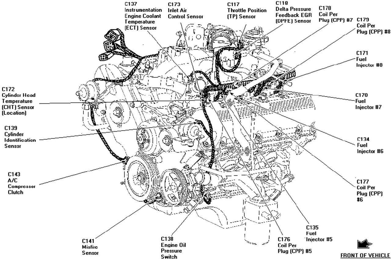Ford 4 6 Triton Firing Order