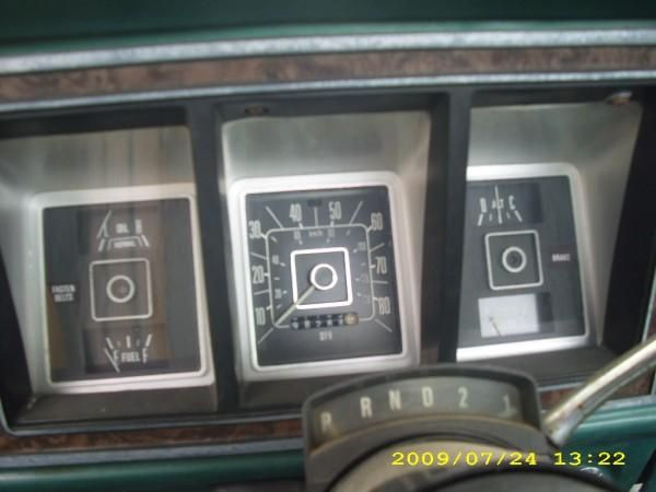 8 Before Gauges 1978 F 150 4x4 Project Gallery Ford