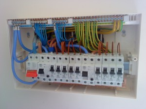 New Build House | Ford Home Electrics