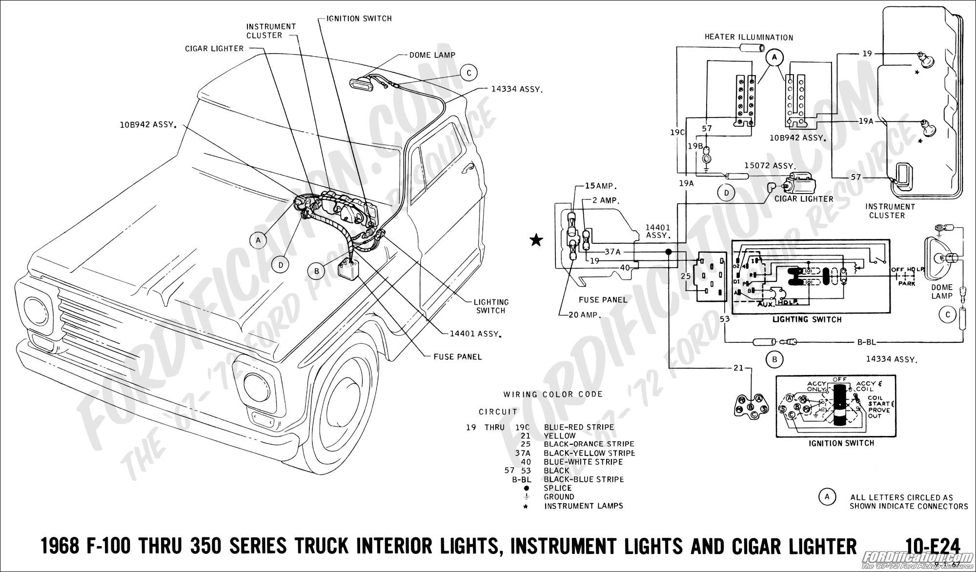 Diagram Ford Truck Fuel Gauge Wiring Diagram Full