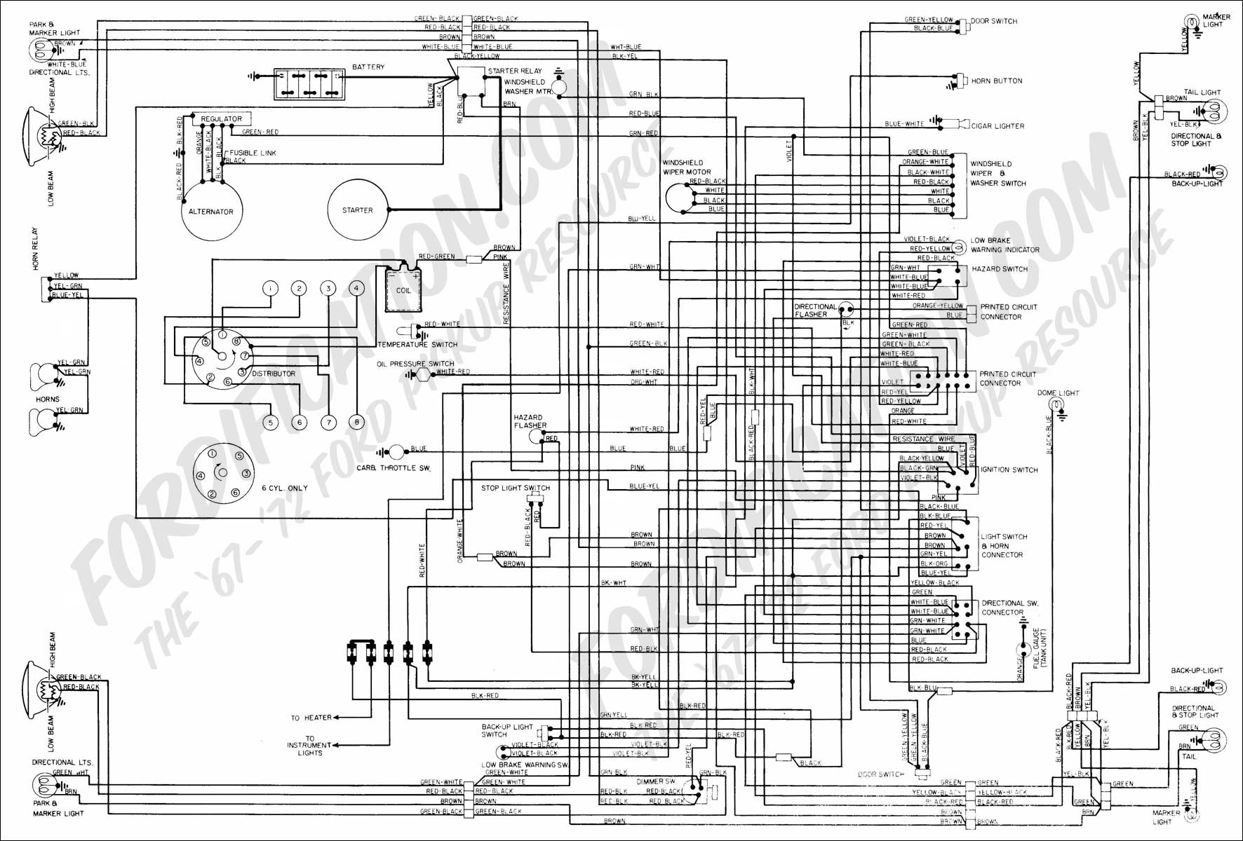 Ineed A Istrument Cluster Wiring Diagram